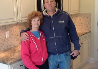 Betty Raiford & Steve Wirt