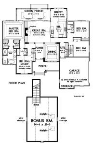 Satchwell Floorplan