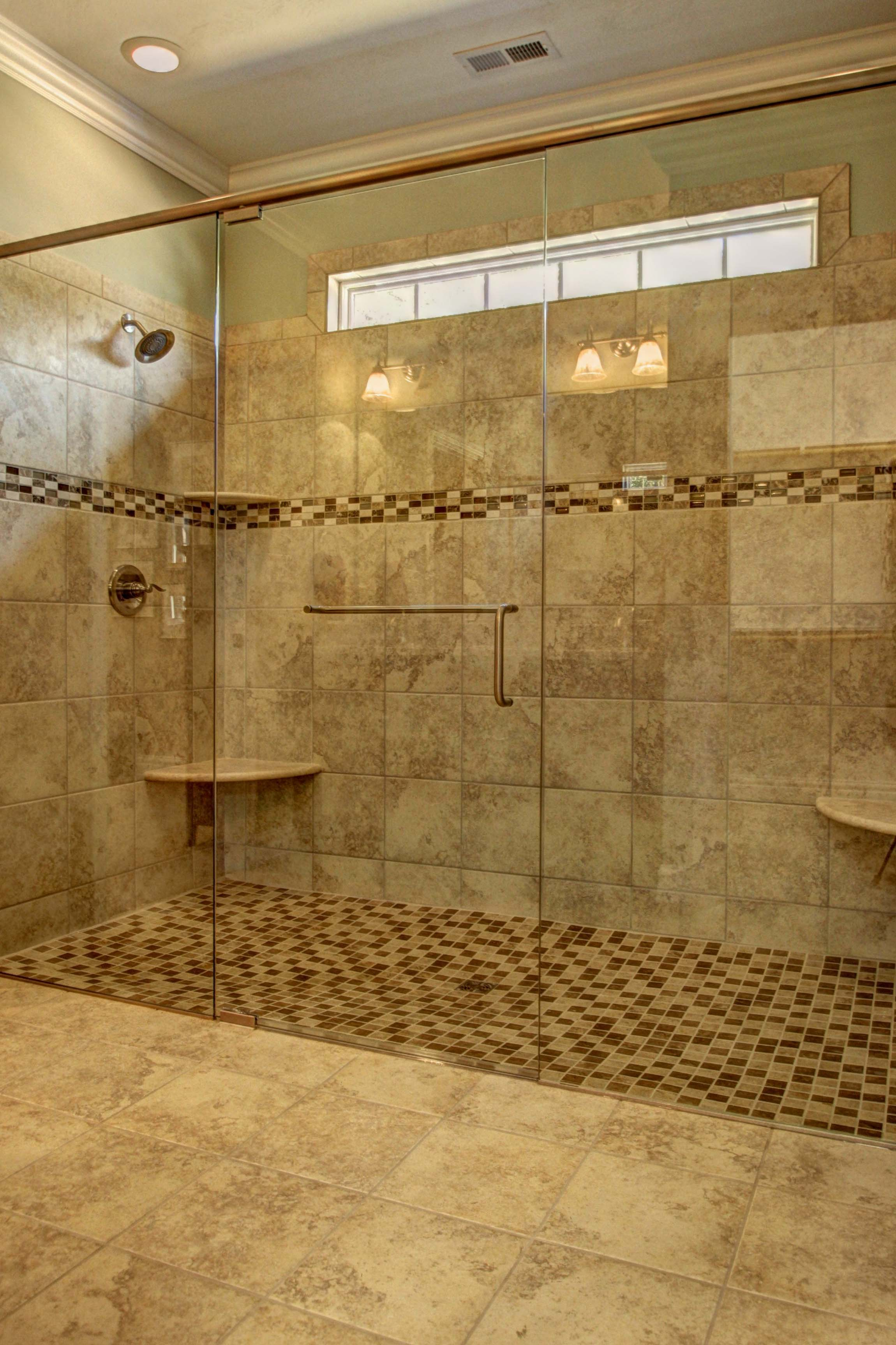 Barrier Free Showers | Wm S Wirt Construction Inc